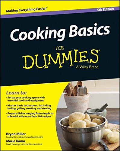 Marie Rama Cooking Basics For Dummies 0005 Edition;