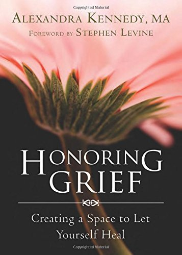 Alexandra Kennedy Honoring Grief Creating A Space To Let Yourself Heal