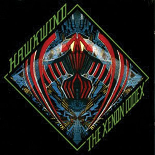 Hawkwind Xenon Codex 2 Lp