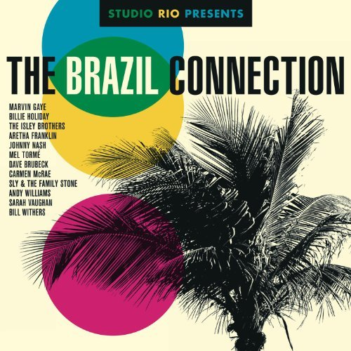 Various Artist Studio Rio Presents The Brazi