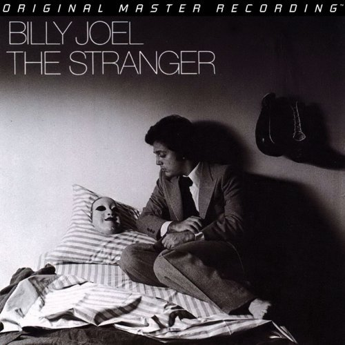 Billy Joel Stranger 180gm Vinyl Deluxe Ed. 2 Lp