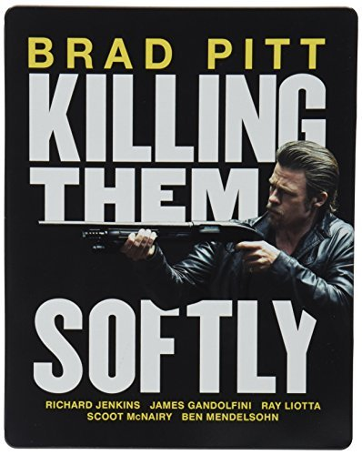 Killing Them Softly Killing Them Softly Blu Ray Ws R Steelbook