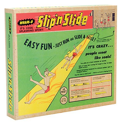 Toy Slip N Slide Vintage
