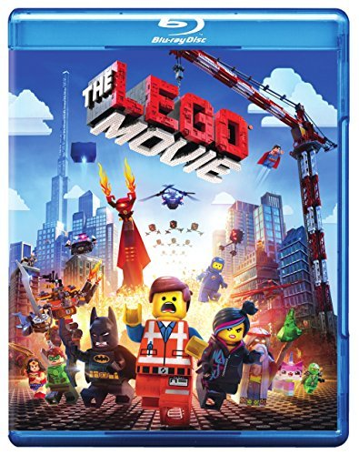 The Lego Movie The Lego Movie Blu Ray DVD Uv Dc Pg13