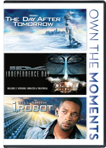 The Day The Earth Stood Still (2008) Independence Day The Day The Earth Stood Still (2008) Independence Day Double Feature