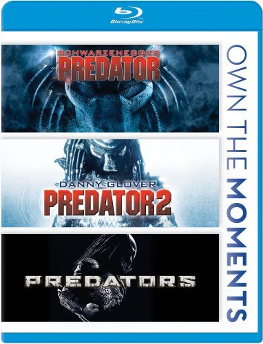 Predator Predator2 Predators Predator Predator2 Predators Triple Feature