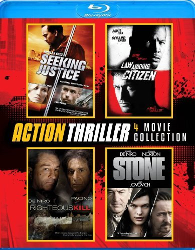 Action Thriller 4 Pack Action Thriller 4 Pack