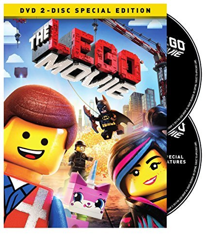 The Lego Movie The Lego Movie DVD Uv Pg13