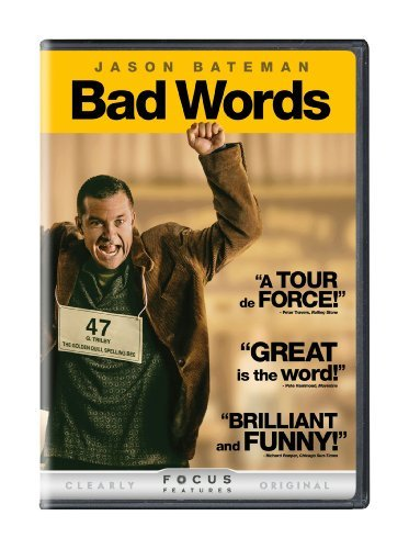 Bad Words Bateman Hahn Janney DVD R