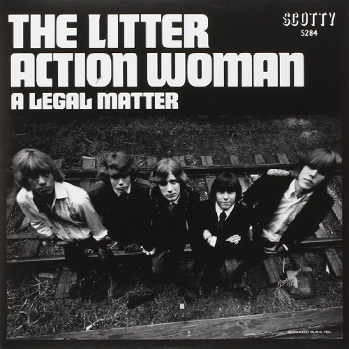 Litter Action Woman A Legal Matter