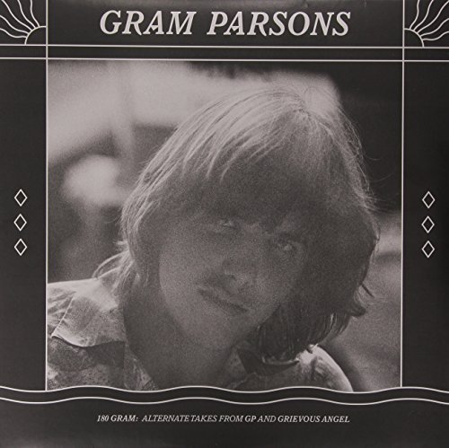 Gram Parsons 180 Gram Alternate Takes From
