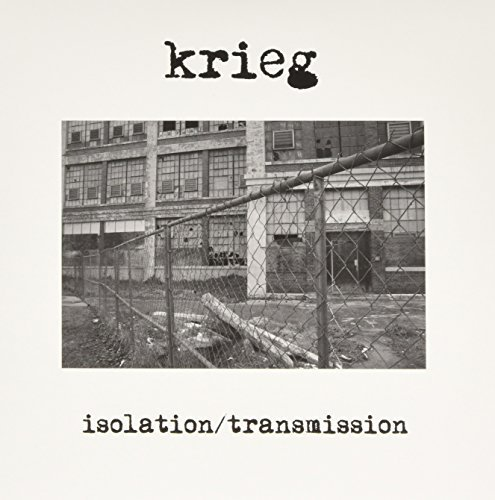 Krieg Isolation Transmission (orange 7 Inch Single Isolation Transmission (orange