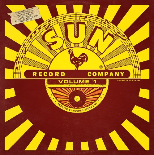 Various Artist Sun Records Curated By Record