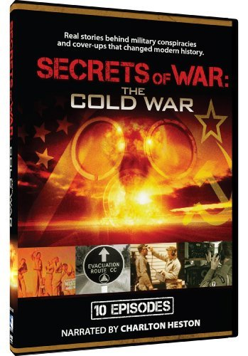 Secrets Of War The Cold War Secrets Of War The Cold War Nr 3 DVD