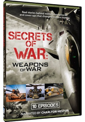 Secrets Of War Weapons Of War Secrets Of War Weapons Of War Nr 2 DVD
