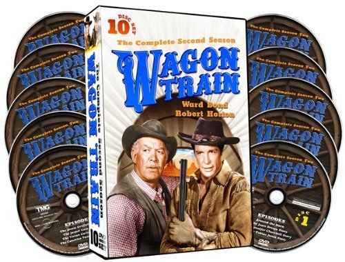 Wagon Train Complete Second S Wagon Train Complete Second S