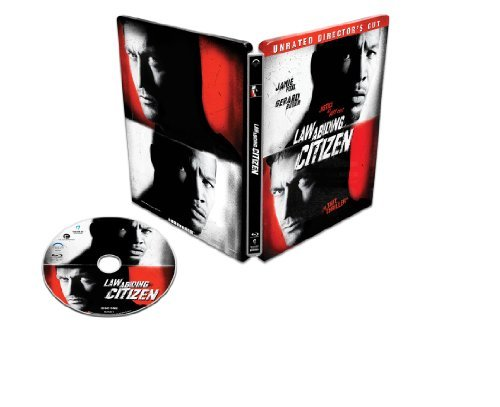 Law Abiding Citizen Foxx Butler Blu Ray Steelbook R Ws