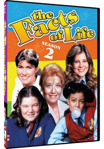 Facts Of Life Facts Of Life Season 2 Season 2