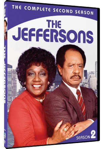 Jeffersons Season 2 DVD Nr