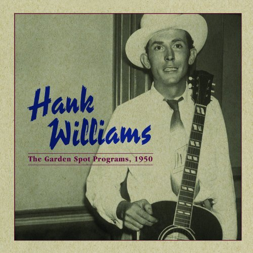 Hank Williams Garden Spot Program 1950