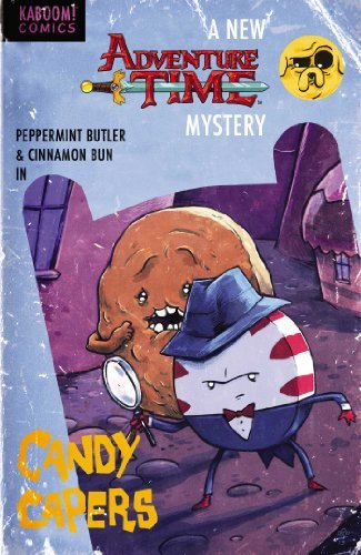 Yuko Ota Adventure Time Candy Capers