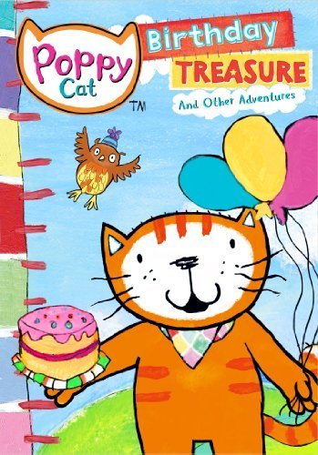 Poppy Cat Birthday Treasure Poppy Cat Birthday Treasure Nr