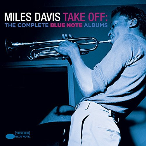 Miles Davis Take Off The Complete Blue Note Albums 2xcd