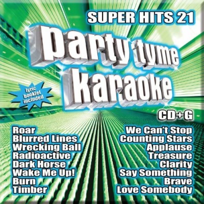 Party Tyme Karaoke Super Hits Party Tyme Karaoke Super Hits
