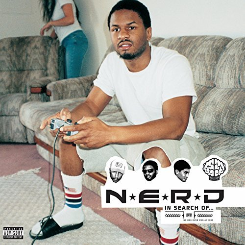 N.E.R.D. In Search Of Explicit Version