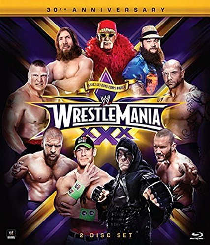 Wwe Wrestlemania 30 Blu Ray Nr Ws