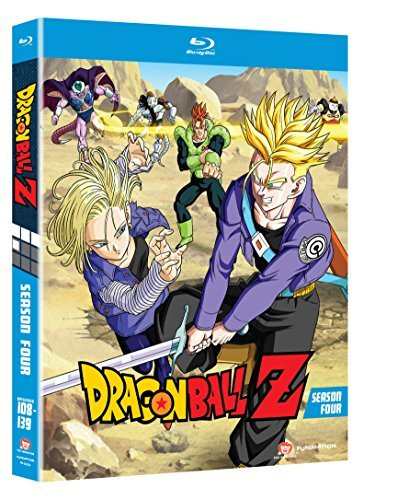 Dragonball Z Season 4 Blu Ray Tvpg