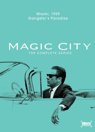 Magic City Seasons 1 2 DVD Nr Ws