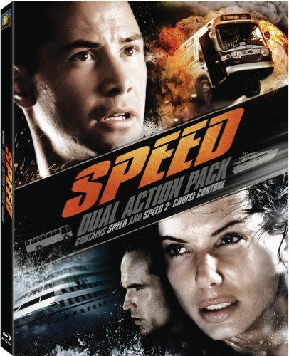 Speed Speed 2 Double Feature Blu Ray Nr Ws