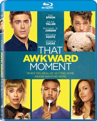 That Awkward Moment Efron Jordan Teller Blu Ray