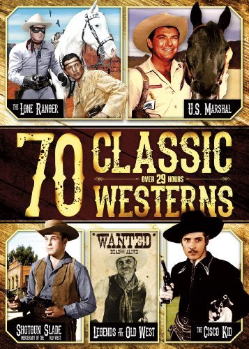 70 Classic Western Stories 70 Classic Western Stories Nr 4 DVD