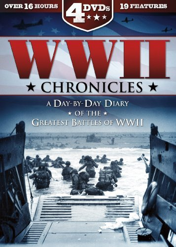 Wwii Chronicles A Day By Day Wwii Chronicles A Day By Day Nr 4 DVD