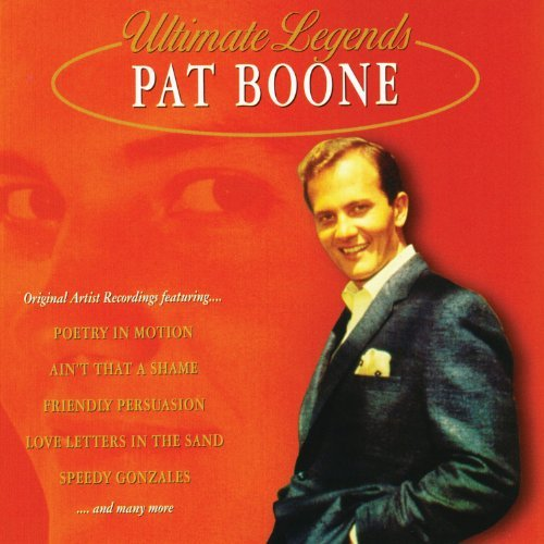 Pat Boone Ultimate Legends
