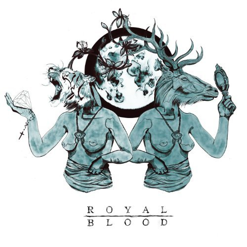 Royal Blood Out Of The Black