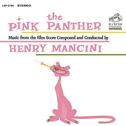 Henry Mancini Pink Panther (music From The F
