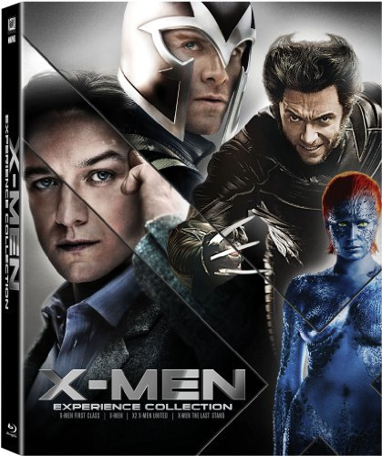 X Men Quadrilogy Collection X Men Quadrilogy Collection