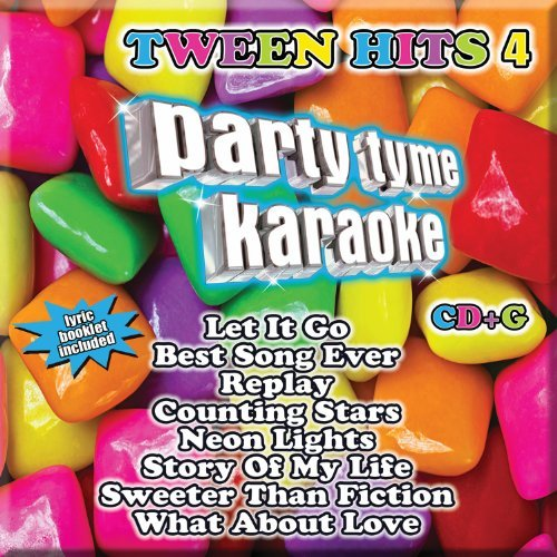 Various Artist Party Tyme Karaoke Tween Hits