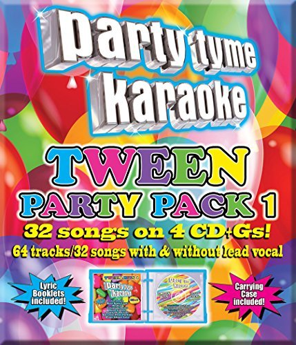 Various Artist Party Tyme Karaoke Tween Part