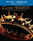 Game Of Thrones Season 2 Blu Ray Dc