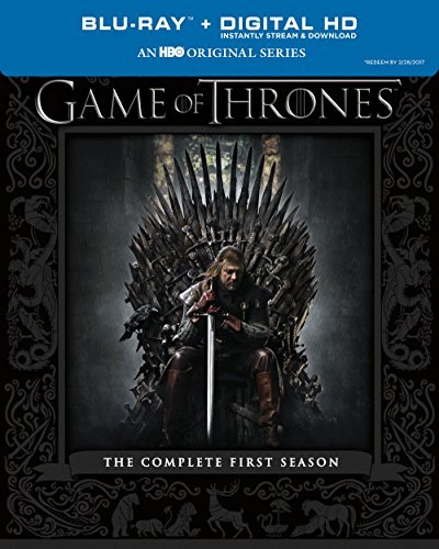 Game Of Thrones Season 1 Blu Ray Dc