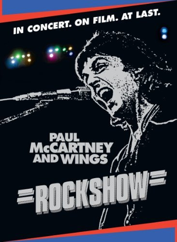 Paul & Wings Mccartney Rockshow