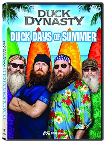 Duck Dynasty Duck Days Of Summer DVD Nr