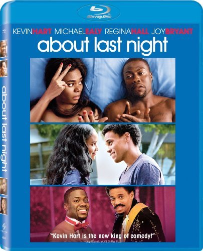 About Last Night Hart Ealy Hall Bryant Blu Ray R