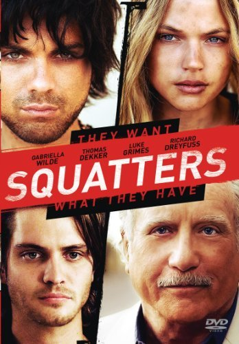 Squatters Squatters DVD Mod This Item Is Made On Demand Could Take 2 3 Weeks For Delivery