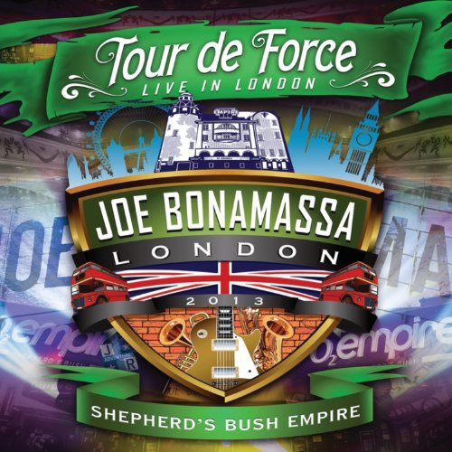 Joe Bonamassa Tour De Force Shepherds Bush
