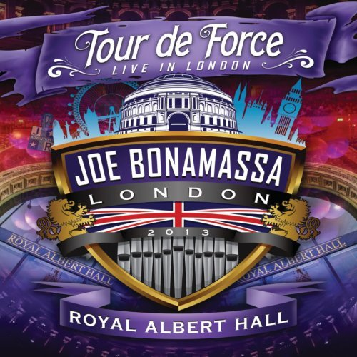 Joe Bonamassa Tour De Force Royal Albert Ha